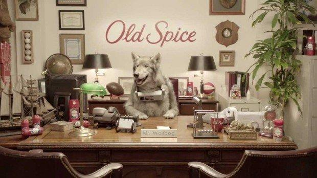 Mr. Wolfdog e il meta-marketing di Old Spice [VIDEO]