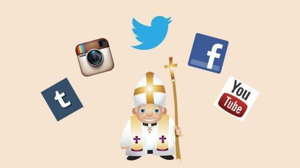 5 consigli per la vita digitale del nuovo Papa