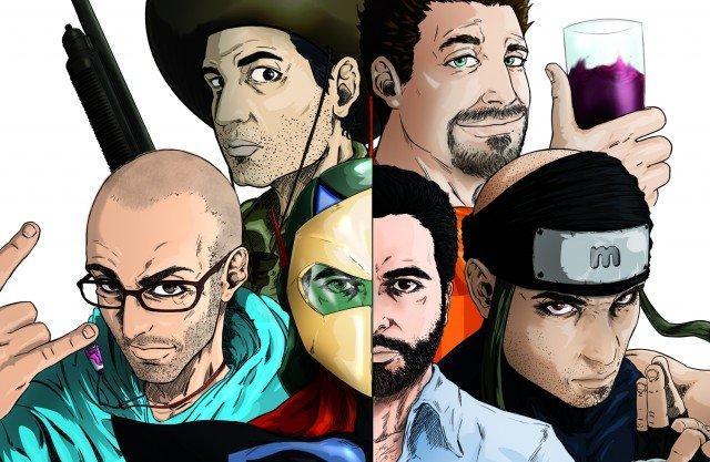 Mangatar, il manga italiano, sfida il gaming mondiale