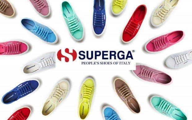 Il marchio Superga continua a conquistare gli americani