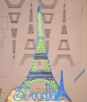 3Doodle, la penna che dà forma a qualsiasi oggetto