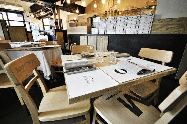 Alla Lettera: il ristorante torinese dedicato alla tipografia