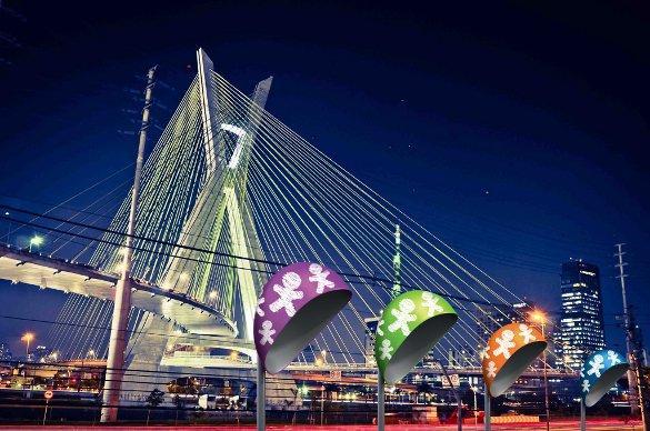 Call Parade: l'arredamento urbano diventa arte
