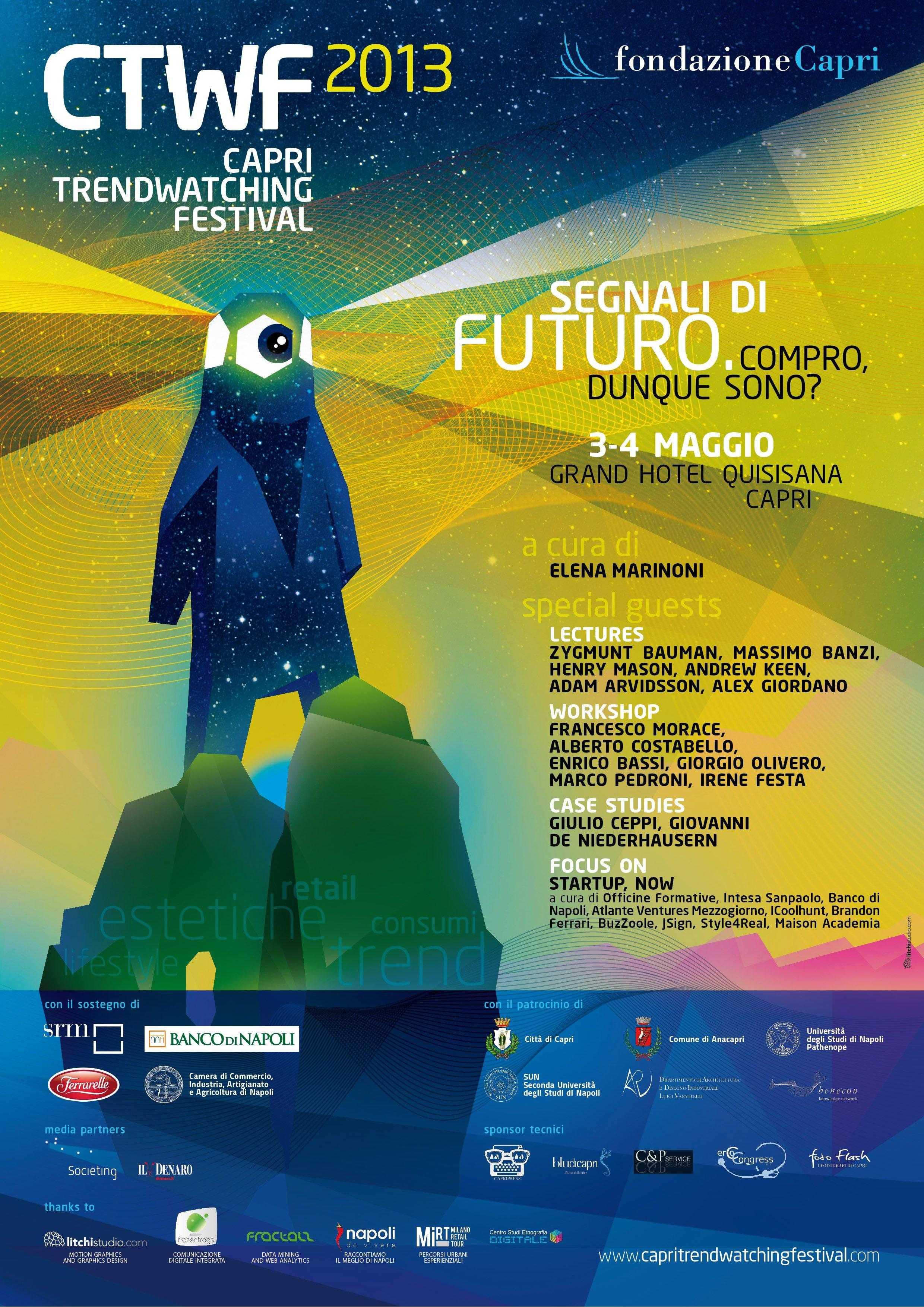 Capri Trendwatching 2013 innovazione e futuro in Campania [INTERVISTA]
