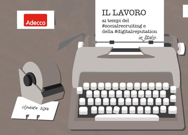 Funziona il social recruiting in Italia? [INFOGRAFICA]