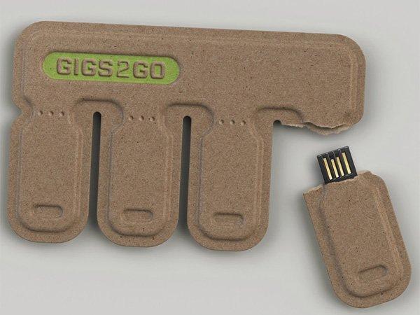 GIGS.2.GO, quando la tecnologia diventa ecologica [GADGET]