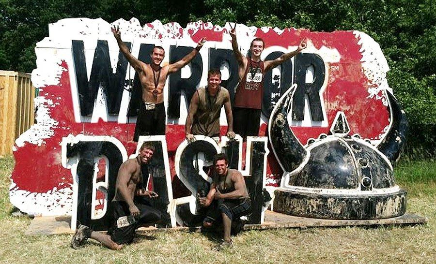 Guerrieri del Fitness: il business di Warrior Dash