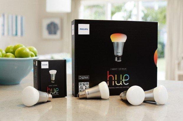 Hue: Philips ed il nuovo sistema di illuminazione domestica