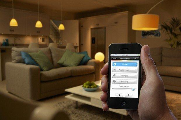 Philips Hue: il nuovo sistema di illuminazione domestica a LED