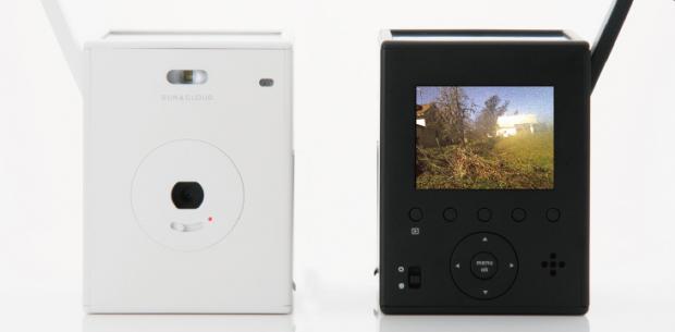 """Sun and Cloud"": la prima self-generation camera senza batteria!"