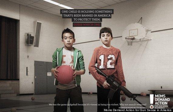 Bambini armati, incubi e compleanni: ecco gli annunci stampa della settimana
