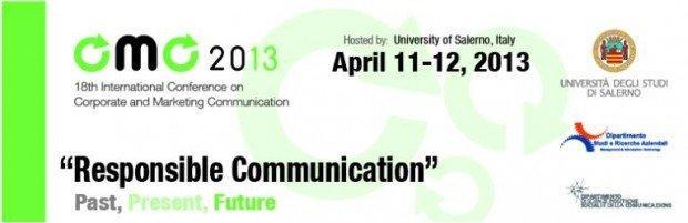 CMC 2013: la 18° Conferenza Internazionale sulla Comunicazione Aziendale e sul Marketing