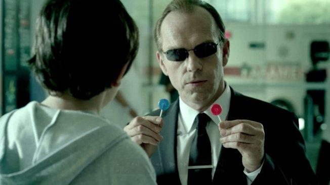 L'agente Smith di Matrix è protagonista del nuovo spot della General Electric