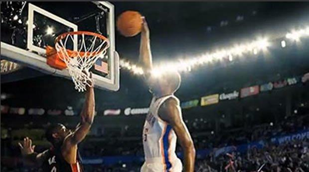 Gatorade Fixation, l'ossessione sportiva delle star dell'NBA [VIRAL VIDEO]