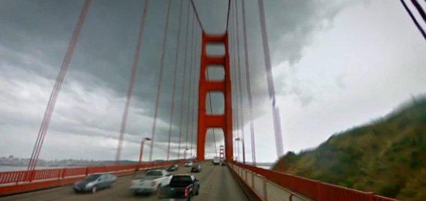 In viaggio con le mappe di Google Street View Hyperlapse [VIDEO]