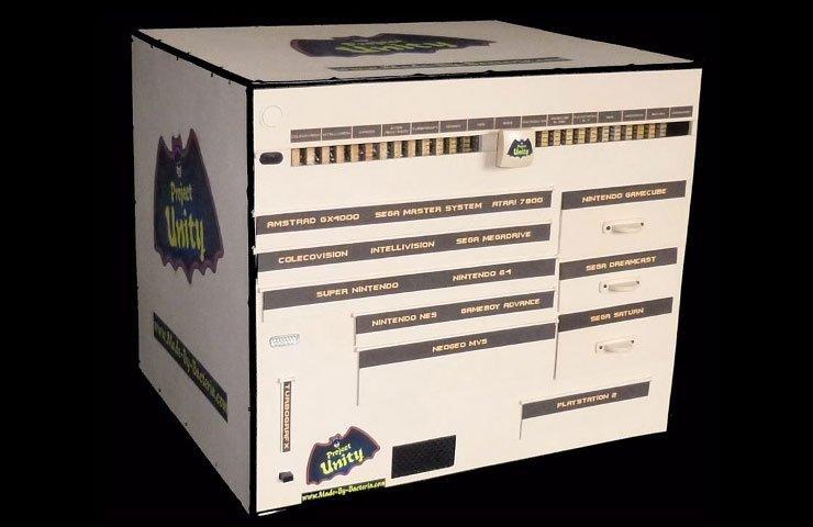Project Unity, il Godzilla delle console