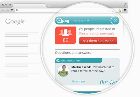Quag: nuove funzioni e un bando di concorso per sviluppatori