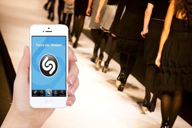 Shazam si dà alla moda: in arrivo un'app per riconoscere i vestiti!