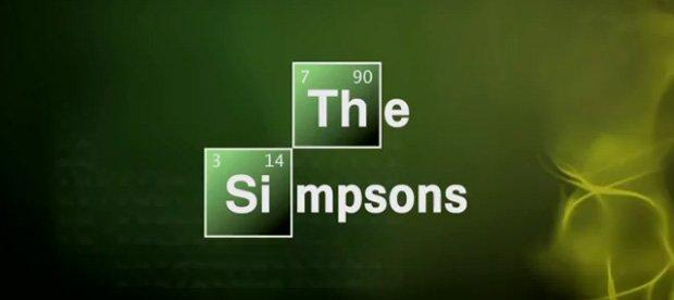 Simpsons couch gag: è il turno di Breaking Bad [VIDEO]