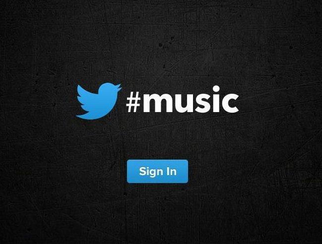 Twitter Music, le anticipazioni prima del lancio ufficiale