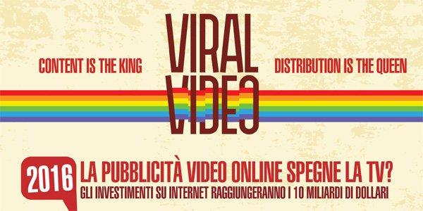 Viral Video Book. Il potere dell'online video adv [INFOGRAFICA]