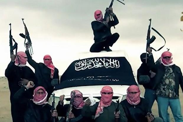 Terroristi litigano sulla strategia di branding da adottare