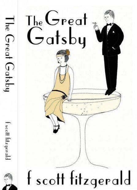 Il Grande Gatsby: le copertine del romanzo create dai fan