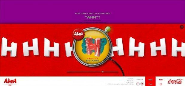 61 siti per un solo brand? AHHH, è Coca-Cola!