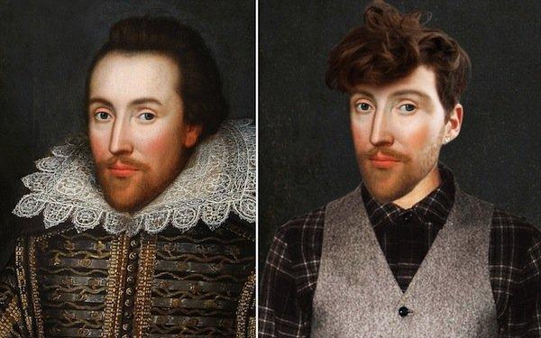 Icone storiche: ecco come vestirebbero nel 21esimo secolo