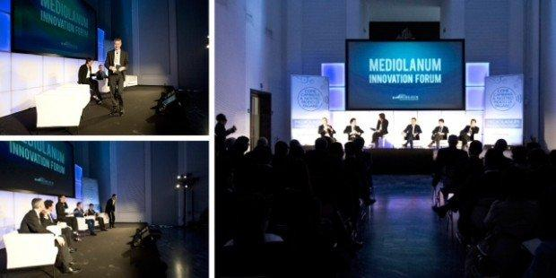 L'evento Mediolanum Innovation Forum 2013