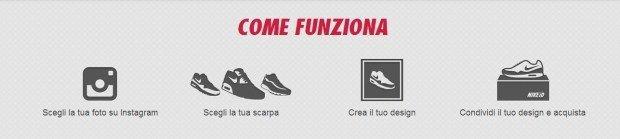 Nike e Instagram: insieme per un'esperienza di personalizzazione unica