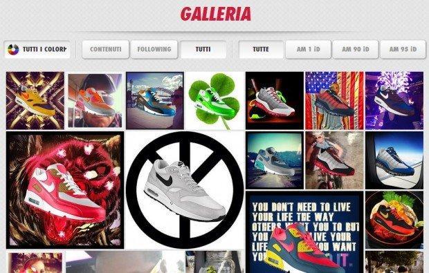 Instagram e Nike: insieme per un'esperienza di personalizzazione unica