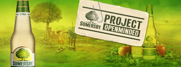 Somersby incoraggia i consumatori ad aprire la mente [VIDEO]