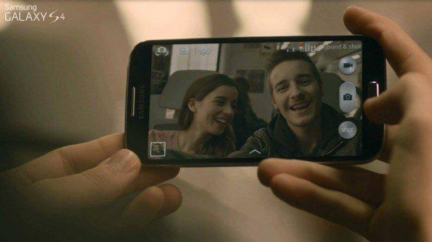 Samsung Galaxy S4 e il nuovo sistema Sound & Shot [VIDEO]