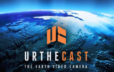 Con UrtheCast arriva l'Earth Imaging in tempo reale