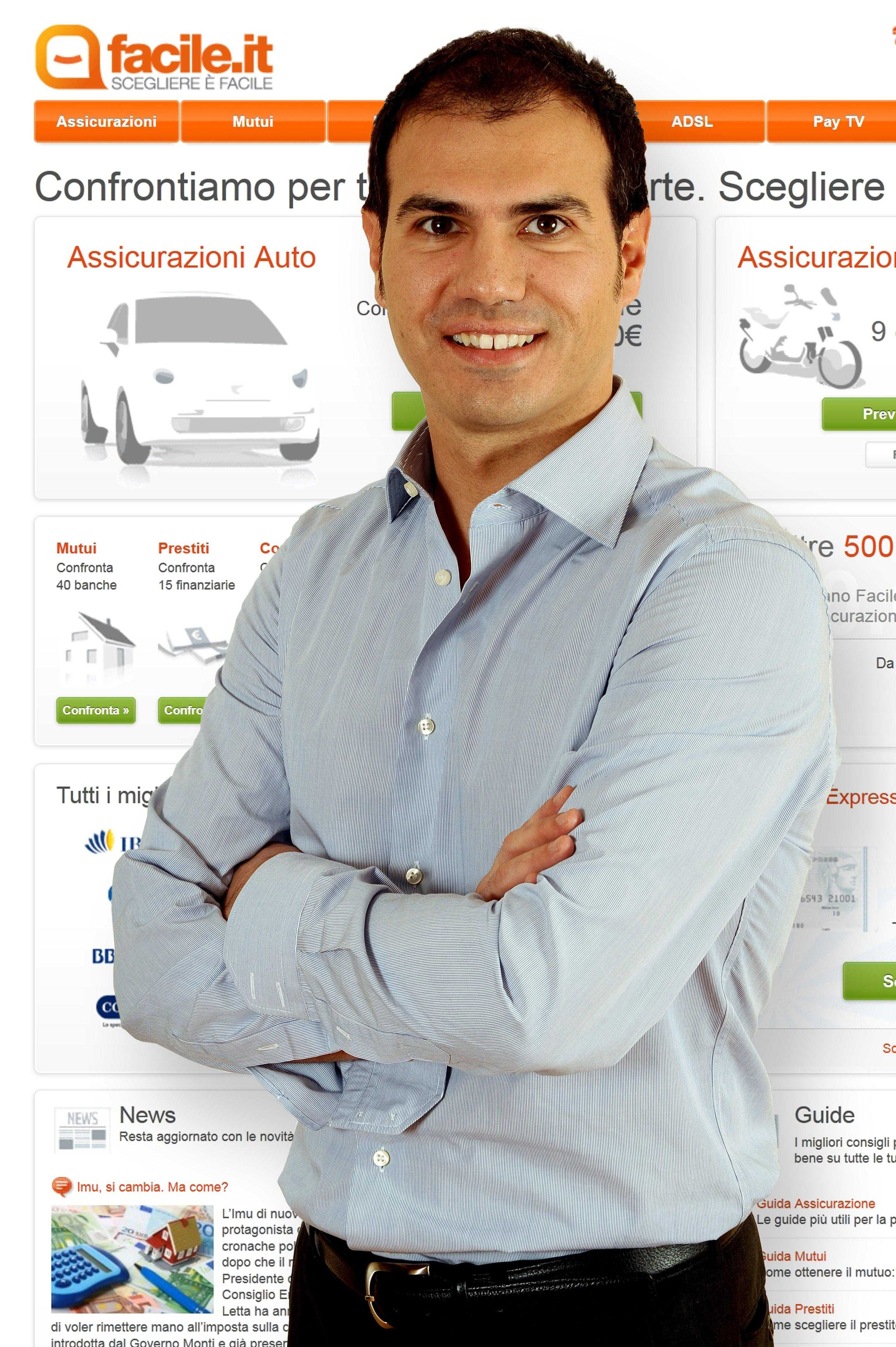 App Made in Italy: Facile.it, l'assicurazione a portata di app!