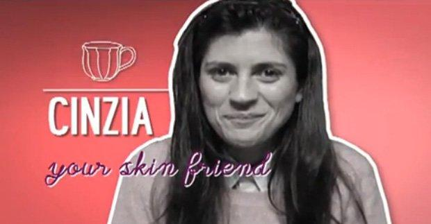 Cinzia Your Skin Friend, il fake brandizzato che diventa un successo [VIDEO]