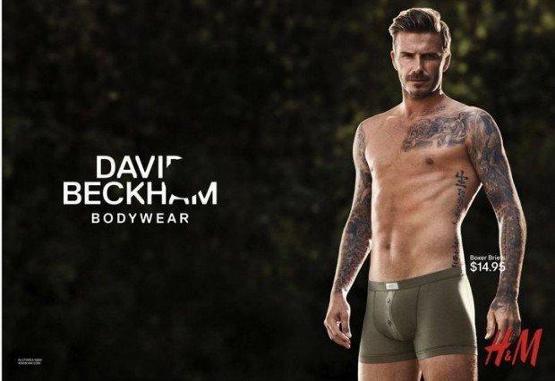 Le 10 pubblicità più virali di David Beckham