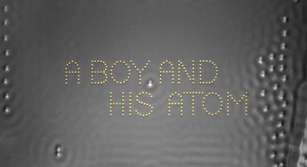 Il film più piccolo al mondo l'ha realizzato IBM [VIDEO]