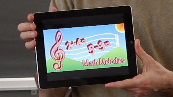 Math Melodies, l'app per bambini ipovedenti che insegna la matematica