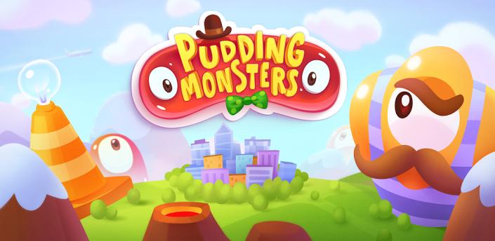 App of the Week: Pudding Monsters, aiuta i mostri-budino!