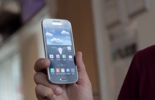 Samsung Galaxy S4 Mini: in un video l'anteprima [BREAKING NEWS]