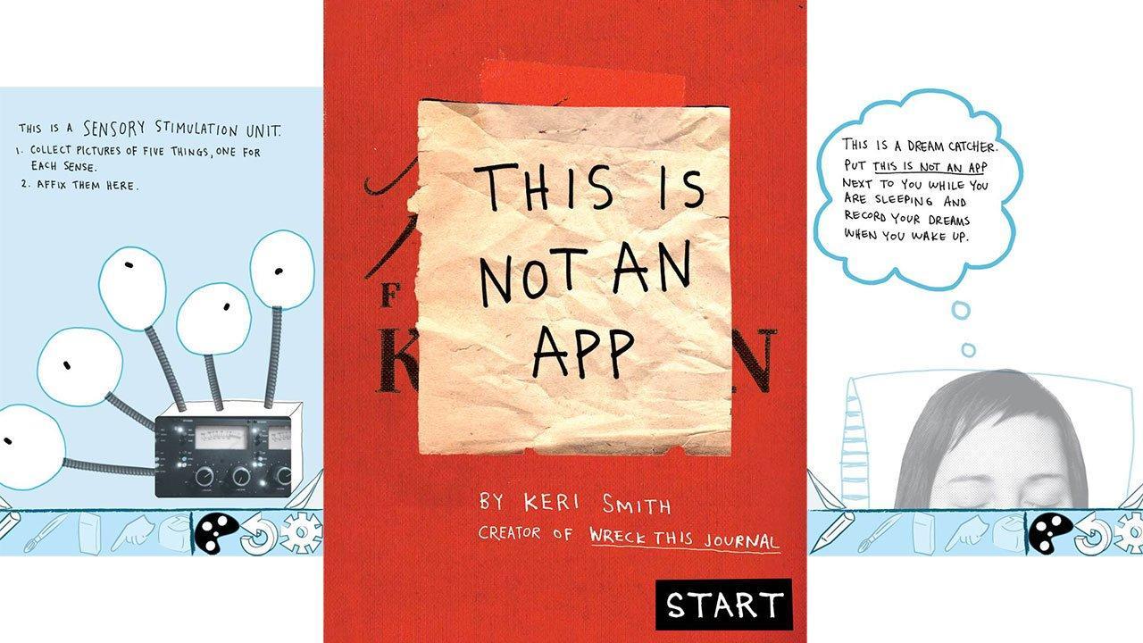 App of the Week: This is not an app, 50 esperienze in una sola app!