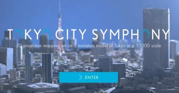 Tokyo City Symphony, la capitale diventa interattiva [VIDEO]