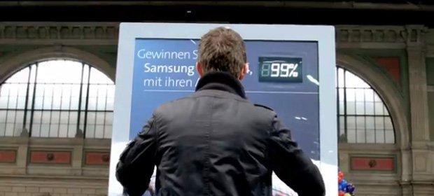 Tutti gli occhi sul Samsung S4: chi resiste, vince [VIDEO]