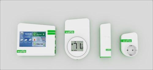 Wattio: per controllare il consumo di energia anche fuori casa