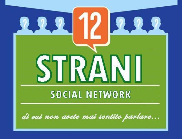 12 social network di cui non avete mai sentito parlare [INFOGRAFICA]