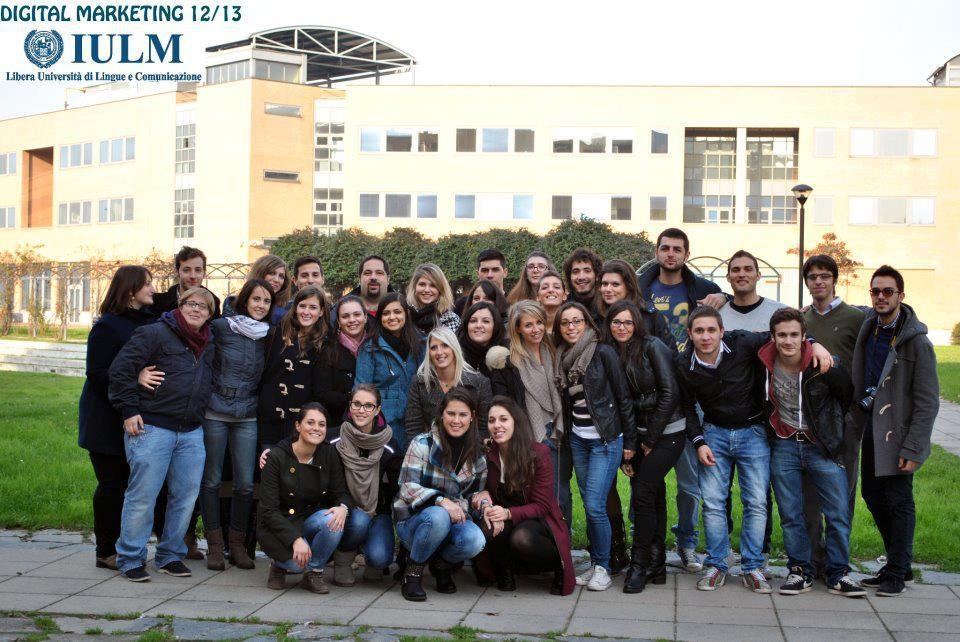Studenti@work, gli alunni di Digital Marketing allo IULM si mettono all'opera