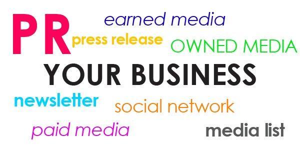 5 semplici consigli per le pubbliche relazioni del tuo nuovo business