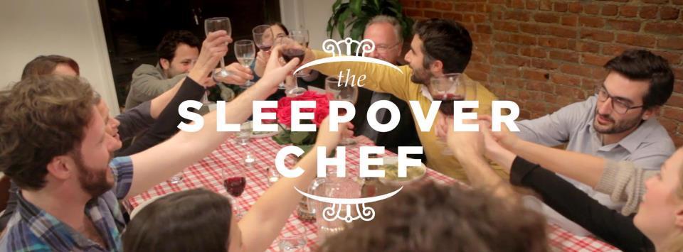 The Sleepover Chef, la nuova campagna social di Garofalo